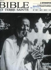 Bible Et Terre Sainte, N° 134, Oct. 1971 - Couverture - Format classique