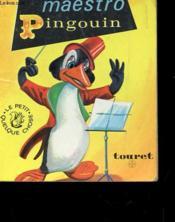 Maestro Pingouin - Couverture - Format classique