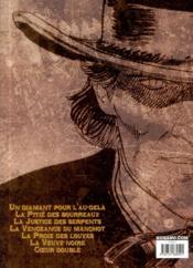 Bouncer ; COFFRET INTEGRALE T.1 A T.7 - 4ème de couverture - Format classique