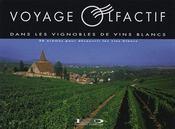 Voyage olfactif dans les vignobles de vins blancs ; 20 arômes pour découcrir les vins blancs - Intérieur - Format classique