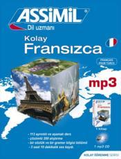 Kolay fransizca - Couverture - Format classique