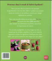 Toute la cuisine de Valérie Cupillard - 4ème de couverture - Format classique