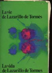 La Vie De Lazarillo De Tormes / La Vida De Lazarillo De Tormes - Couverture - Format classique