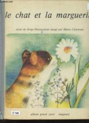 Le Chat Et La Marguerite - Couverture - Format classique
