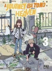 A journey beyond heaven T.3 - Couverture - Format classique