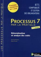 Processus 7 bts 1 cgo (p/p) - Intérieur - Format classique