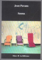 Sauna - Intérieur - Format classique