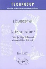 Le travail salarié - Intérieur - Format classique