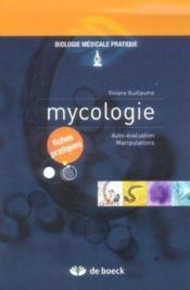 Fiches de mycologie ; auto-évaluation, manipulations - Couverture - Format classique