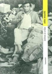 Lettres a erika - journal de l'actionnisme - Couverture - Format classique