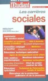Les carrieres sociales - Intérieur - Format classique
