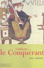Guillaume le conquerant - Intérieur - Format classique