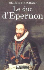 Le Duc D'Epernon - Intérieur - Format classique