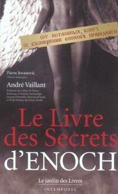 Le livre des secrets d'enoch - Intérieur - Format classique