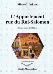 L'appartement rue du roi Salomon - Couverture - Format classique