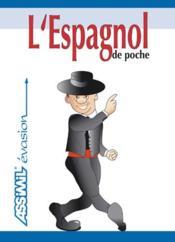 L'espagnol de poche - Couverture - Format classique
