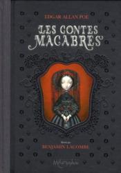 Les contes macabres (édition 2010) - Couverture - Format classique