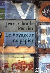 Le voyageur de papier - Couverture - Format classique