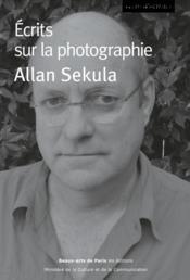 Écrits sur la photographie - Couverture - Format classique