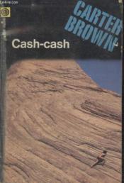 Collection La Poche Noire. N° 149 Cash Cash. - Couverture - Format classique