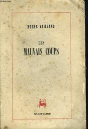 Les Mauvais Coups - Couverture - Format classique