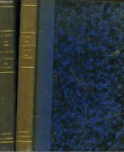 Les Sept Peches Capitaux. L'Orgueil Tome I Et Ii Et Cornelia D'Alfi. En 2 Volumes. - Couverture - Format classique