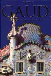 Gaudi - Couverture - Format classique