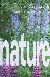 Exercices de botanique - Couverture - Format classique