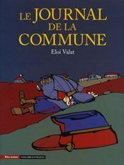 Le journal de la commune - Intérieur - Format classique