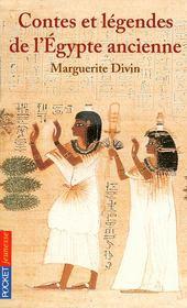 Contes et legendes de l'egypte ancienne - Couverture - Format classique