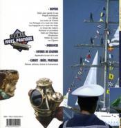 Les grands voiliers - 4ème de couverture - Format classique
