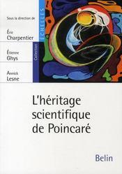 L'héritage scientifique de Poincaré - Intérieur - Format classique
