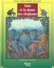 Tabu et la danse des elephants - Intérieur - Format classique