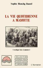 Vie Quotidienne A Mayotte - Intérieur - Format classique