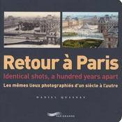 Retour a paris - Intérieur - Format classique