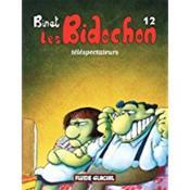 Les Bidochon T.12; Les Bidochons Telespectateurs - Couverture - Format classique