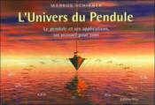 Univers du pendule (l') - Couverture - Format classique