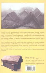 A madagascar - chez les zafimariny - 4ème de couverture - Format classique