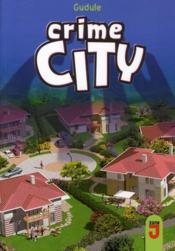 Crime-city - Couverture - Format classique