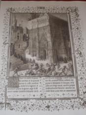 Les Antiquités Judaïques et le peintre Jean Foucquet. - Couverture - Format classique