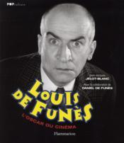 Louis de Funès, l'oscar du cinéma - Couverture - Format classique