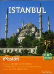 Guide Evasion En Ville ; Istanbul - Couverture - Format classique