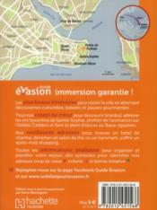 Guide Evasion En Ville ; Istanbul - 4ème de couverture - Format classique