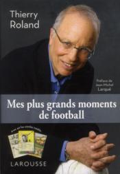 telecharger Mes plus grands moments de football livre PDF/ePUB en ligne gratuit