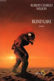Blind Lake - Couverture - Format classique