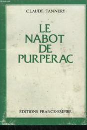 Le Nabot De Purperac. - Couverture - Format classique