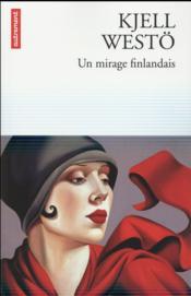 Un mirage finlandais - Couverture - Format classique