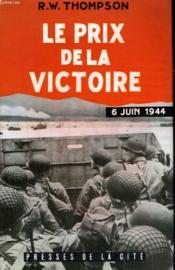 Le Prix De La Victoire - Couverture - Format classique