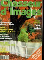 CHASSEUR D'IMAGES , le magazine de l'amateur et du débutant N° 136 - AVANT-PREMIERE SALON DE LA PHOTO - EXCLUSIF: NOUVEAUX CANON MINOLTA 2 xi & 3 xi - LES MEILLEURS REFLEX AUTOFOCUS - L'ETE INDIEN... - Couverture - Format classique