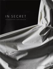 Friederike von rauch in secret - Couverture - Format classique